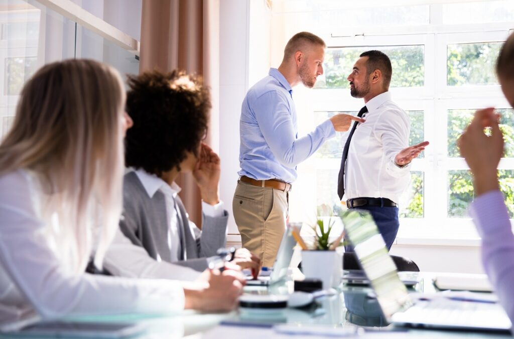 Workplace Conflict Management Virtual Masterclass